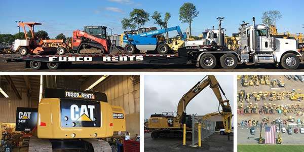 Fusco's Rental World - Equipment Rental and Tools Rental in Flemington, NJ
