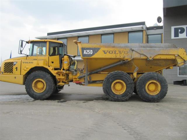Where to find Dump Truck, Articulated 25T w Tail Gate in Flemington