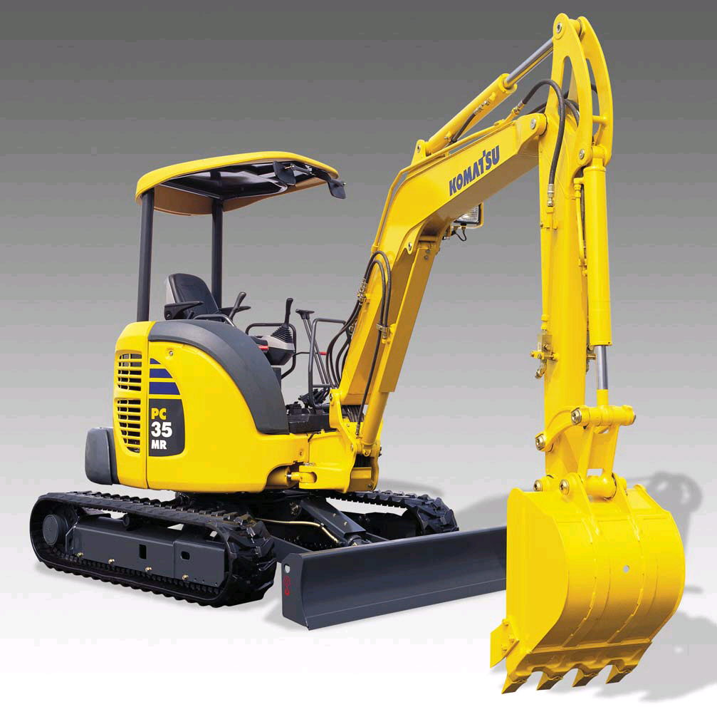 Where to find Excavator, Mini PC 35MR 8,245  11 -6 in Flemington