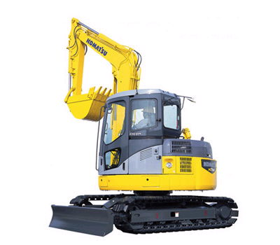 Where to find Excavator, PC 78MR Rubber Track in Flemington