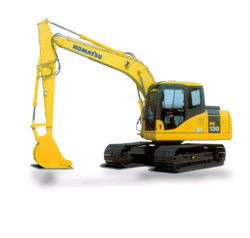 Where to find Excavator, PC 130-6K in Flemington