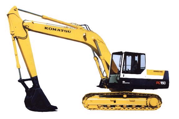 Where to find Excavator, PC 150-5 in Flemington