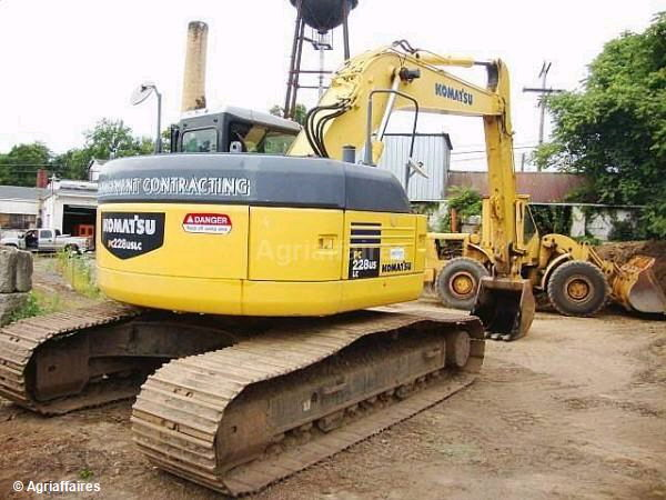 Where to find Excavator, PC 228-LC-3 in Flemington