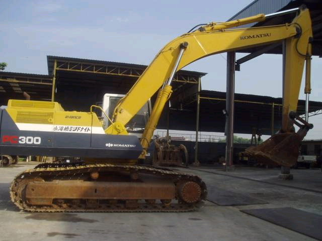 Where to find Excavator, PC 300 in Flemington