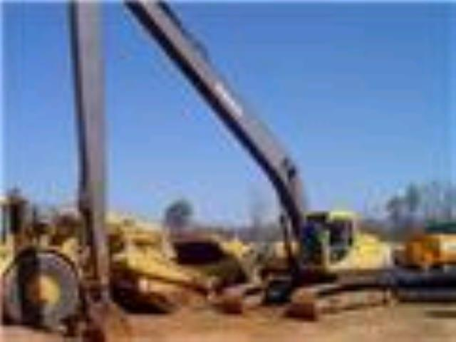 Where to find Excavator, Volvo EC LR 60  Stick in Flemington