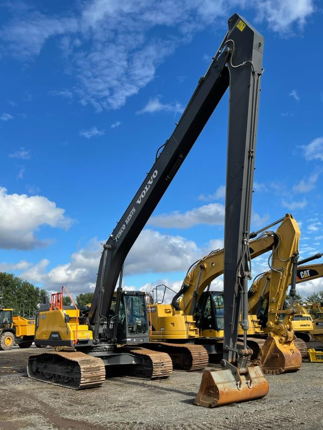 Where to find Excavator, EC 290B LR 60  Stick in Flemington