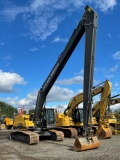 Where to rent Excavator, EC 290B LR 60  Stick in Flemington NJ