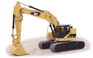 Where to find Excavator, CAT 328D LCR Zero Turn in Flemington