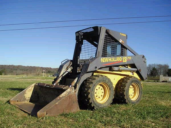 Where to find Skid Steer, NH LS170 in Flemington