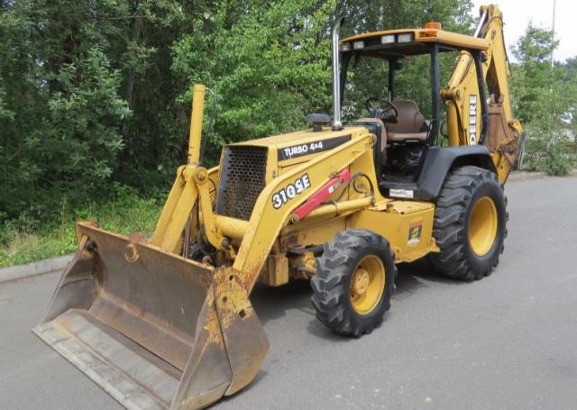 Where to find Tractor Loader Backhoe 4 1 Bucket in Flemington