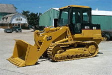Where to find Track Loader, CAT 953C in Flemington