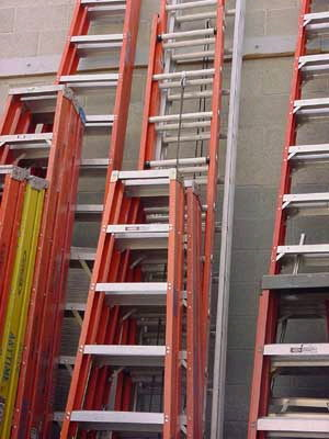 Where to rent LADDER AFRAM 6FT FGLASS in Flemington NJ and western New Jersey