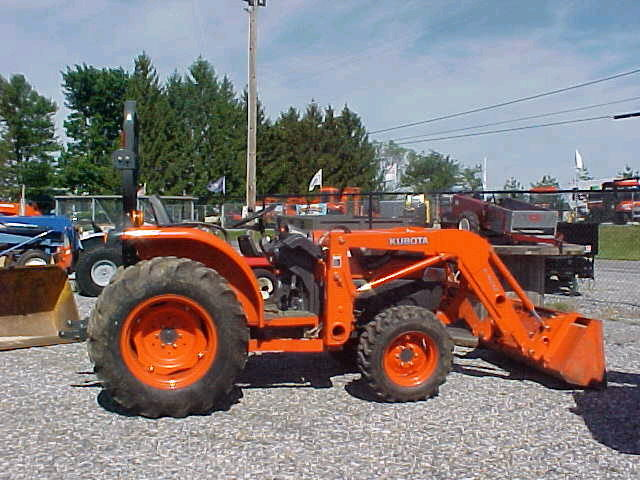 Tractor Loader 3 Pt 4x4 L 3130 Rentals Flemington Nj