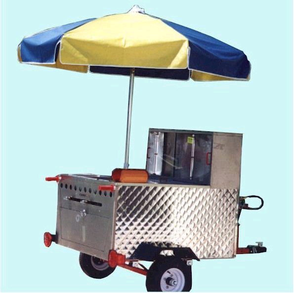 Where to find HOT DOG CART, LARGE in Flemington