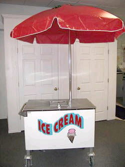 Where to find ICE CREAM CART in Flemington