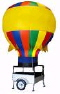 Where to rent BALLOON ON WHEELS in Flemington NJ