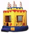 Where to rent MOON BOUNCE-CAKE w BALLOONS in Flemington NJ