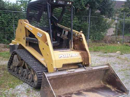 Where to find Skid Steer, RC-60 w Tracks in Flemington