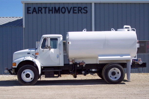 Where to find Water Truck, 2000 GAL Tank in Flemington