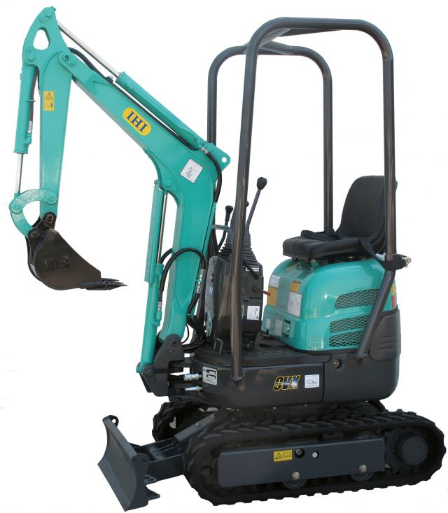 Where to find Excavator, ELECTRIC IHI-9VX 230V 50A in Flemington
