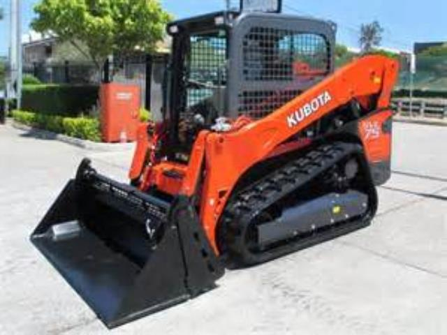 Where to find Skid Steer, SVL-75 w Tracks in Flemington