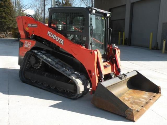 Where to find Skid Steer, SVL-90-2 w Tracks in Flemington