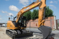 Where to rent Excavator, CASE CX145-C SR in Flemington NJ