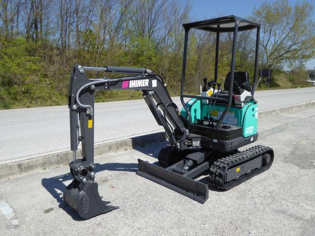Where to find Excavator, Electric IHI-17VXE 3 Phase in Flemington