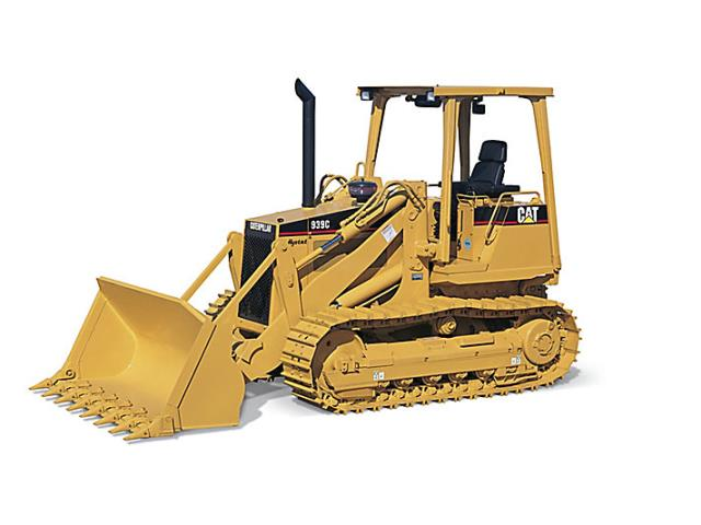 Where to find Track Loader, CAT 939C in Flemington