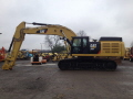 Where to rent Excavator, CAT 349 F L in Flemington NJ