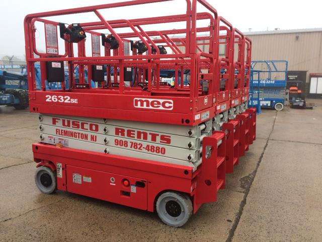 Where to find SCISSOR LIFT,   2632  26 in Flemington