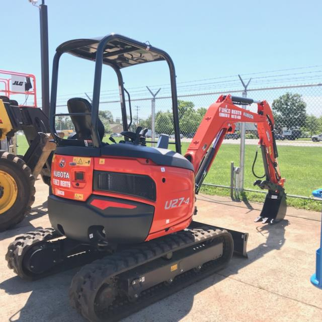 Where to find Excavator, Mini Kubota U-27 w Thumb in Flemington