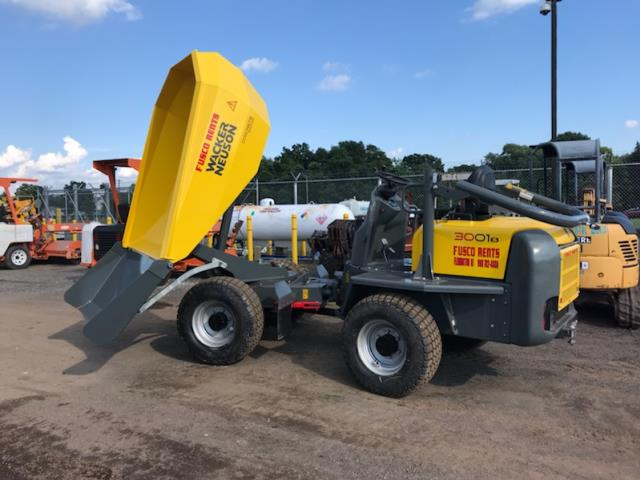 Where to find Dumper, Compact Articulated, 6614 in Flemington