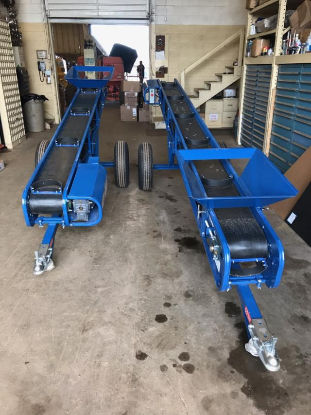 Where to find CONVEYOR 16 X 10  DIRT ELEC in Flemington