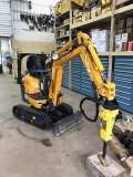 Where to rent Excavator, Battery Powered IHI-9VXB in Flemington NJ