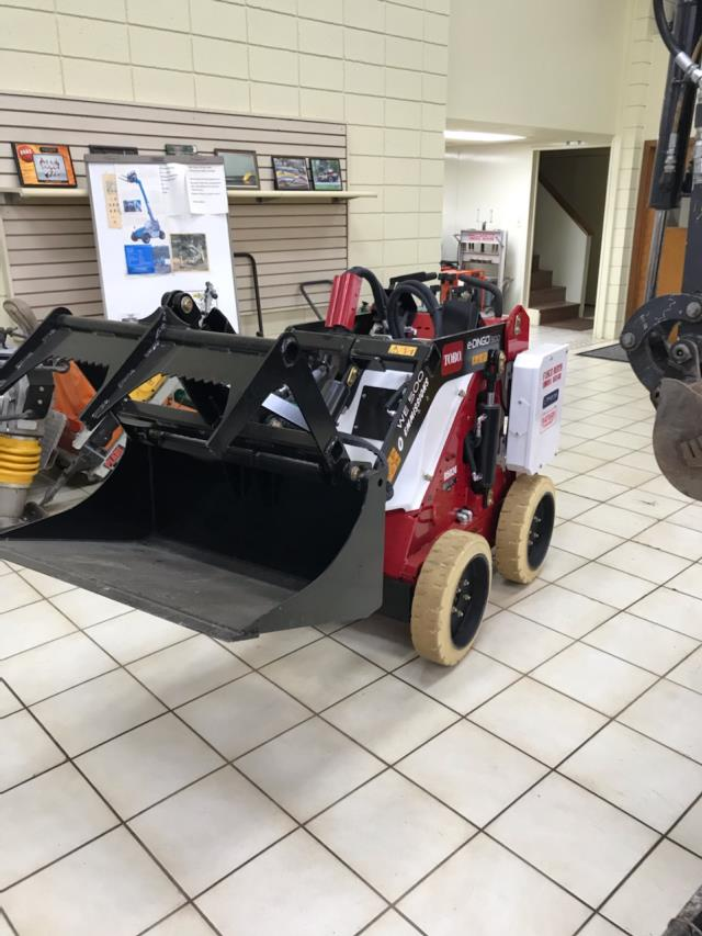 Where to find Skid Steer, BATTERY POWER Wheeled in Flemington